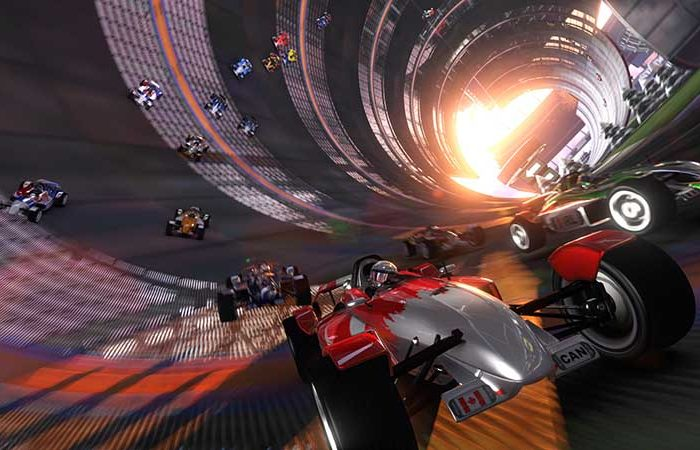 سی دی کی اورجینال بازی Trackmania 2 Stadium