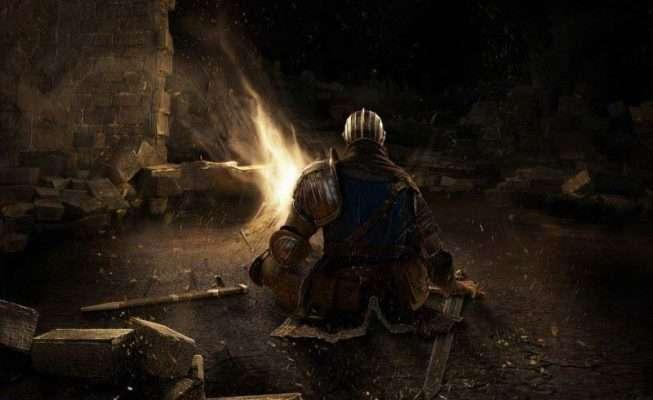 سی دی کی اورجینال بازی Dark Souls Remastered
