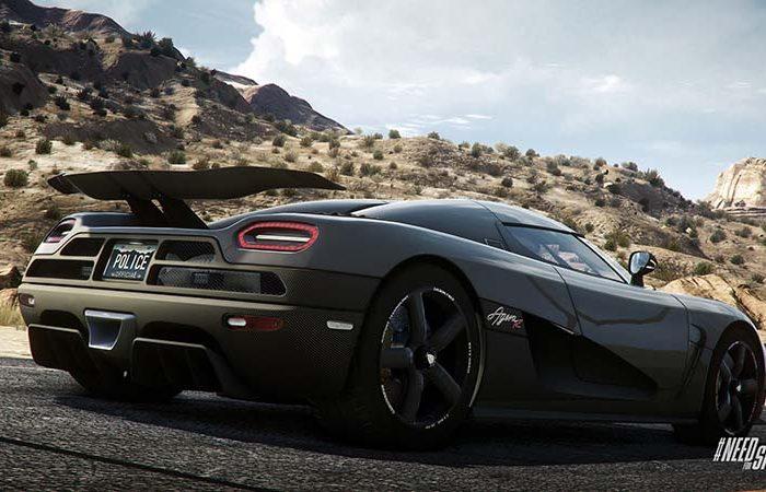 سی دی کی اورجینال بازی Need For Speed Rivals