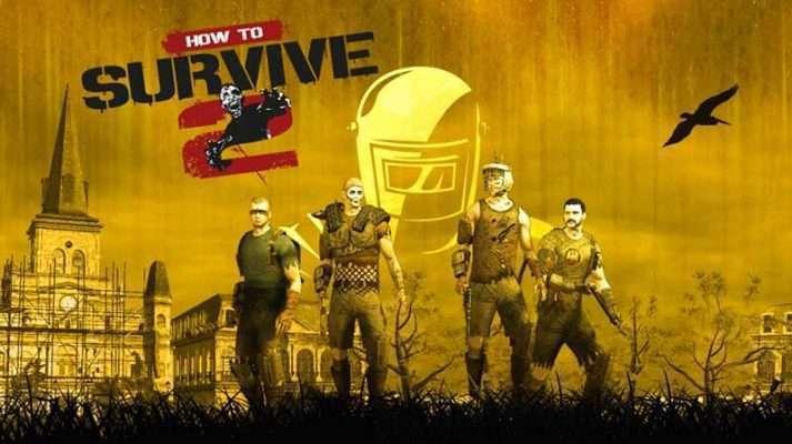 سی دی کی اورجینال How to Survive 2