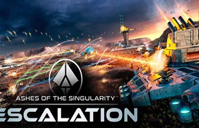 سی دی کی اورجینال Ashes of the Singularity Escalation