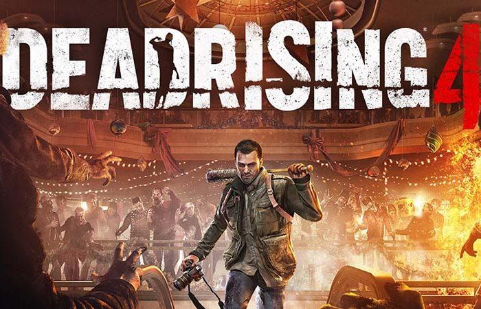 سی دی کی اورجینال بازی Dead Rising 4
