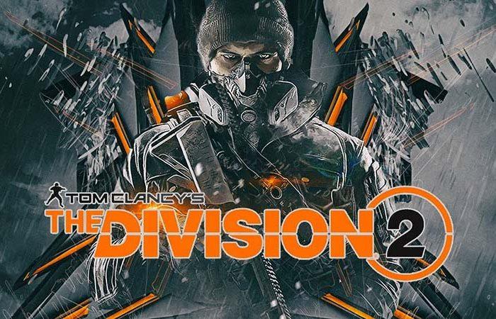 سی دی کی اورجینال Tom Clancy's The Division 2