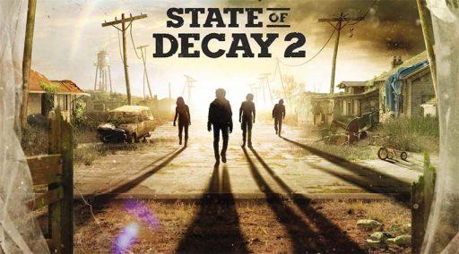 سی دی کی اورجینال بازی State of Decay 2