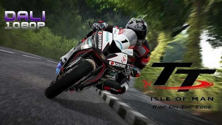 سی دی کی اورجینال بازی TT Isle of Man