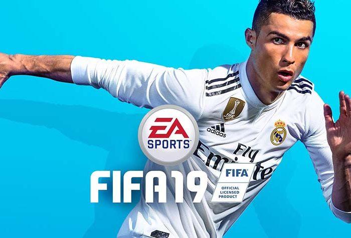 سی دی کی اورجینال بازی FIFA 19 (فیفا 19)