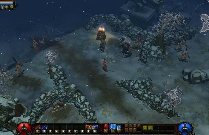 سی دی کی اورجینال بازی Torchlight 2
