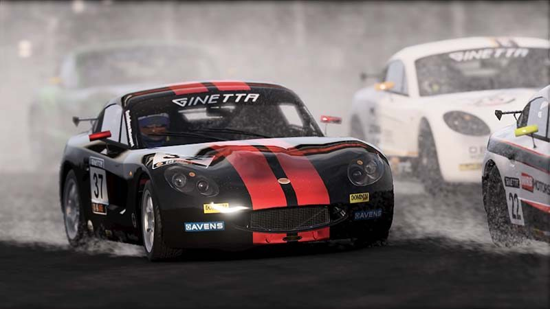 سی دی کی اورجینال بازی Project Cars 2