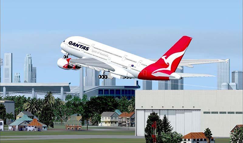 سی دی کی اورجینال Flight Simulator X