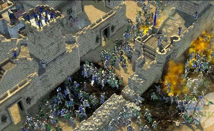 سی دی کی اورجینال Stronghold Crusader 2