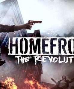 سی دی کی اورجینال Homefront The Revolution