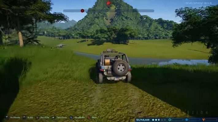 سی دی کی اورجینال بازی Jurassic World Evolution