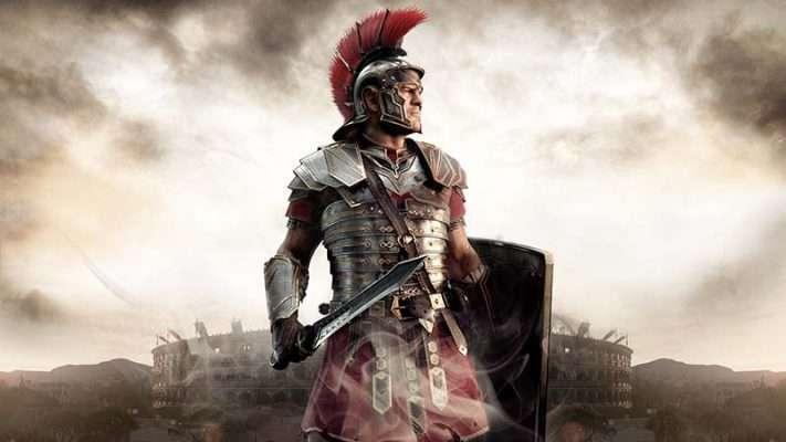 سی دی کی اورجینال Ryse Son of Rome