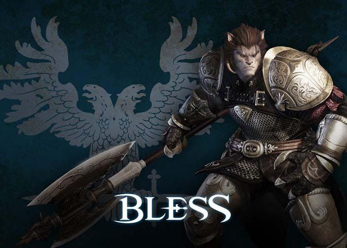 سی دی کی اورجینال Bless Online