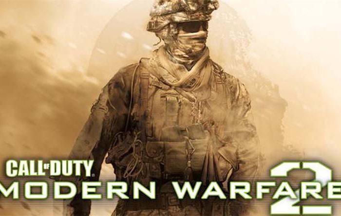 سی دی کی اورجینال Call of Duty Modern Warfare 2