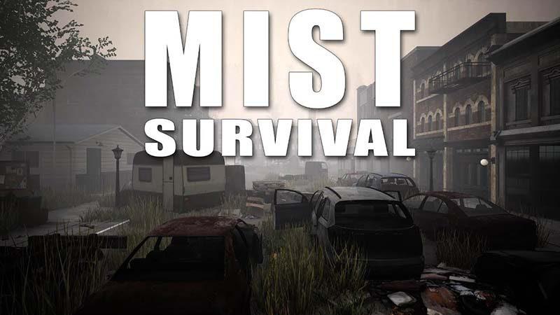 سی دی کی اورجینال بازی Mist Survival