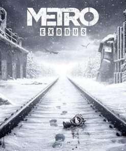 سی دی کی اورجینال بازی Metro Exodus