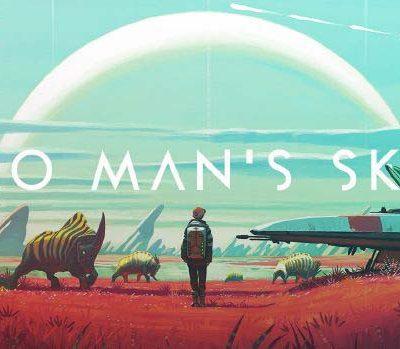 سی دی کی اورجینال بازی No Man's Sky