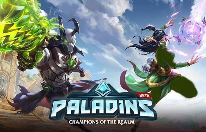 سی دی کی اورجینال Paladins Season Pass 2018 / Champion Pack