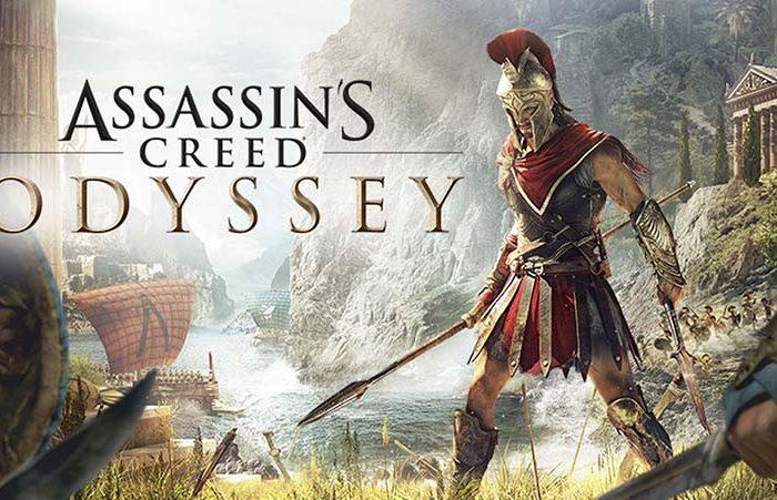 سی دی کی اورجینال بازی Assassin's Creed Odyssey