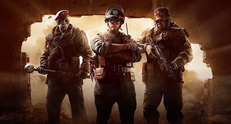 اکانت قانونی PS4 بازی Rainbow Six Siege (رینبو سیکس سیج)