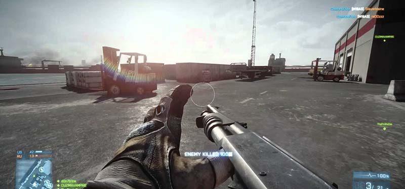 سی دی کی اورجینال بازی Battlefield 3 Premium Edition