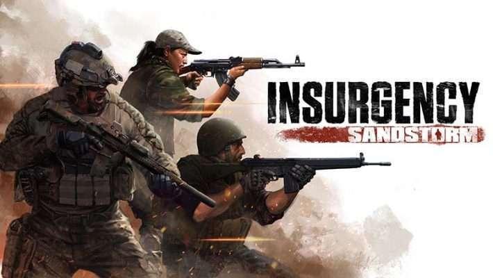 سی دی کی اورجینال بازی Insurgency Sandstorm