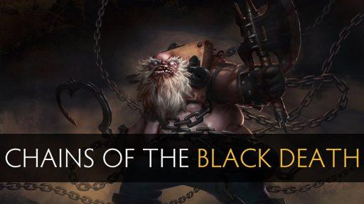 آیتم دوتا آیتم دوتا 2 - Chains of the Black Death (پاج)2 – Chains of the Black Death (پاج)