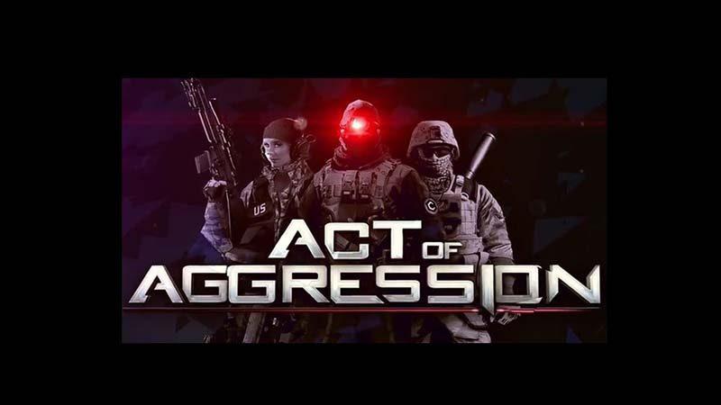 سی دی کی اورجینال بازی Act of Aggression