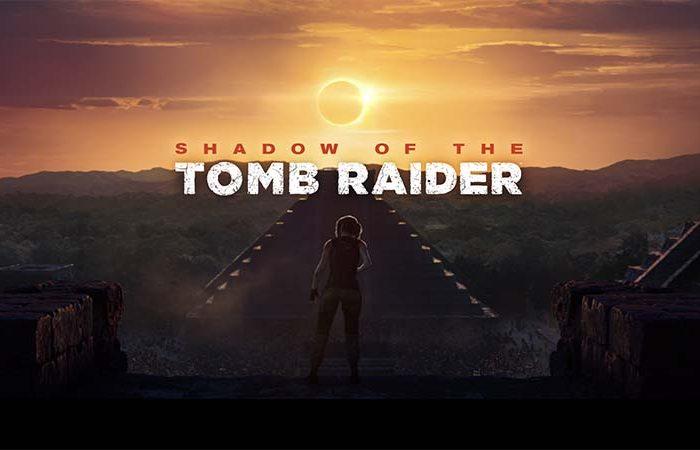 سی دی کی اورجینال بازی Shadow of the Tomb Raider