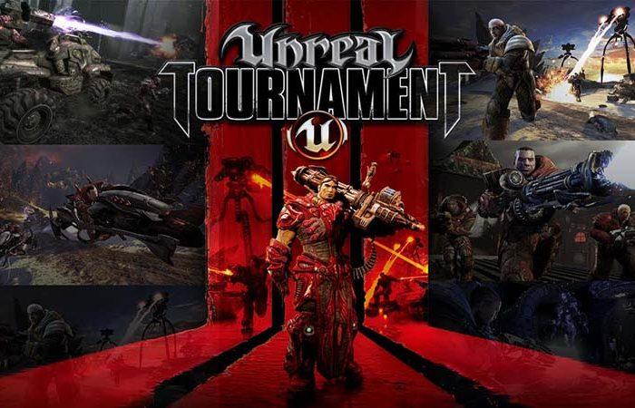 سی دی کی اورجینال بازی Unreal Tournament 3 Black