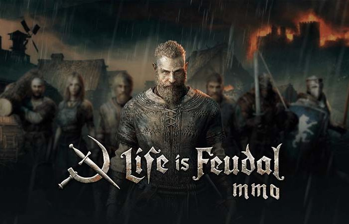 سی دی کی اورجینال بازی Life is Feudal Your Own
