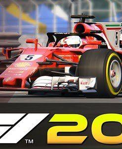 سی دی کی اورجینال بازی F1 2018