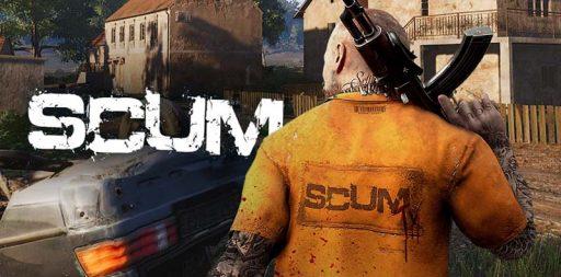 سی دی کی اورجینال بازی SCUM