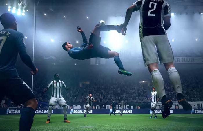 اکانت قانونی PS4 بازی FIFA 19 (فیفا 19)