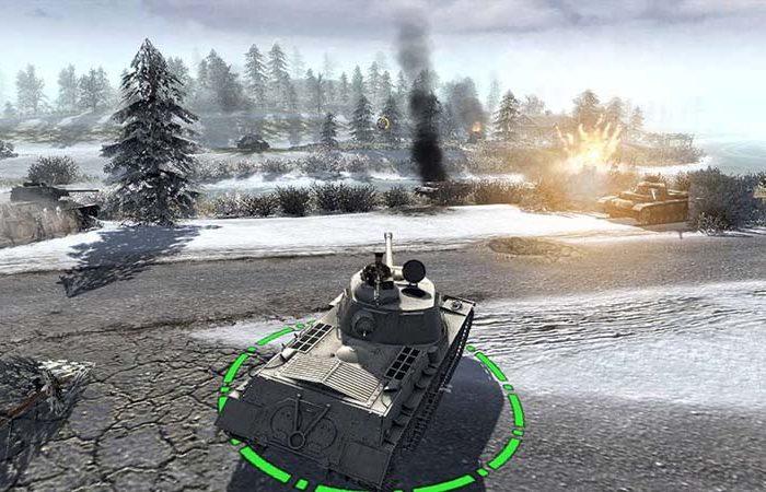 سی دی کی اورجینال بازی Men of War Assault Squad 2