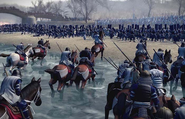 سی دی کی اورجینال بازی Total War SHOGUN 2