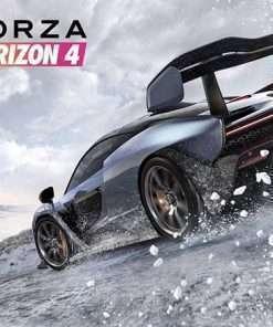سی دی کی اورجینال بازی Forza Horizon 4
