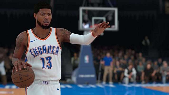 سی دی کی اورجینال بازی NBA 2K19