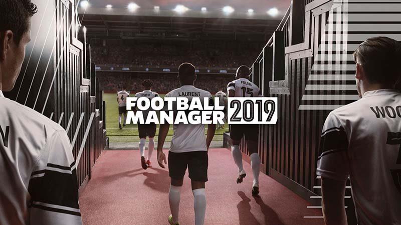 سی دی کی اورجینال بازی Football Manager 2019