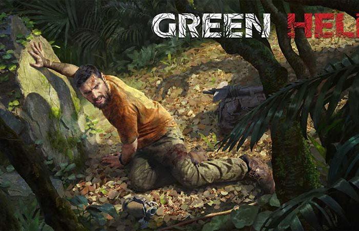 سی دی کی اورجینال بازی Green Hell