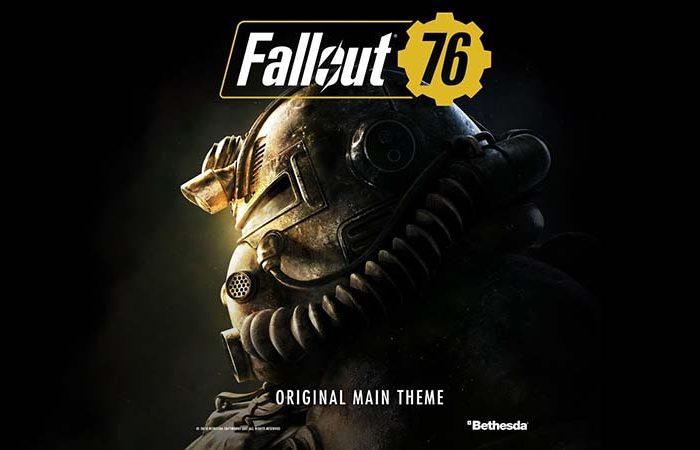 سی دی کی اورجینال بازی Fallout 76