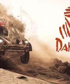 سی دی کی اورجینال بازی Dakar 18