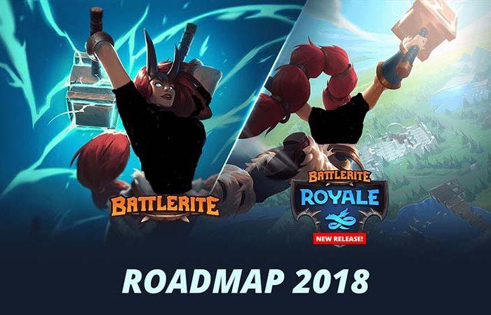 سی دی کی اورجینال بازی Battlerite Royale