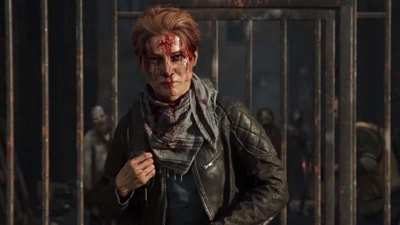 سی دی کی اورجینال بازی OVERKILL's The Walking Dead 2018