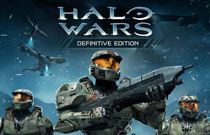 سی دی کی اورجینال Halo Wars Definitive Edition
