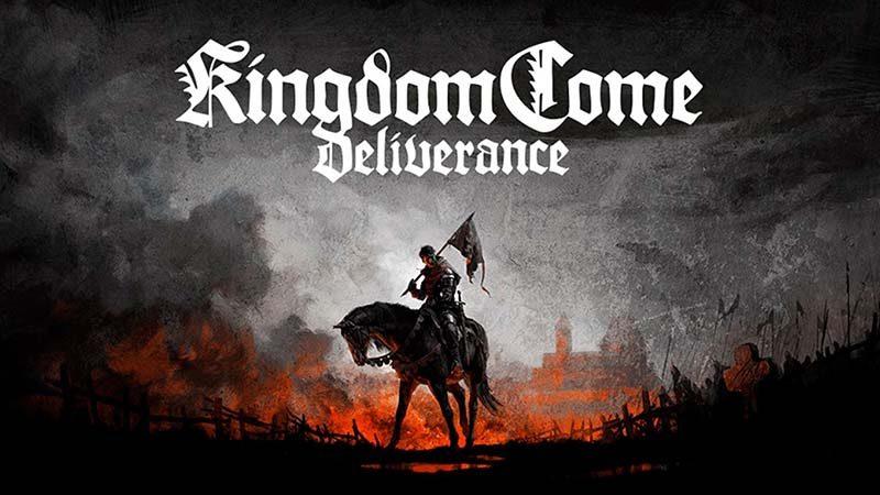 سی دی کی اورجینال بازی Kingdom Come Deliverance