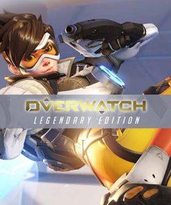 سی دی کی اورجینال Overwatch Legendary Edition