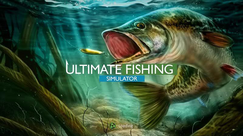 سی دی کی اورجینال بازی Ultimate Fishing Simulator