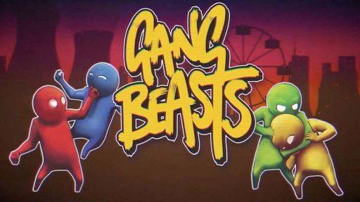 سی دی کی اورجینال بازی Gang Beasts